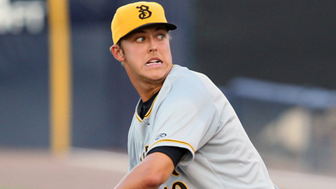 Jameson Taillon had allowed 20 earned runs in his previous four starts.