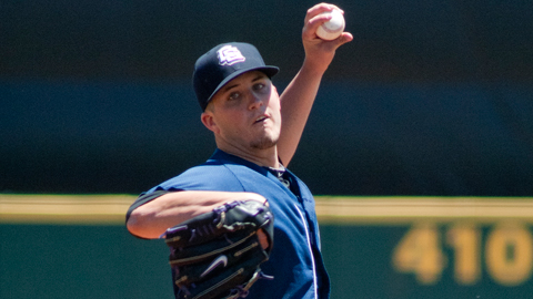 Drew Pomeranz is averaging 9.1 strikeouts per nine innings in the PCL.